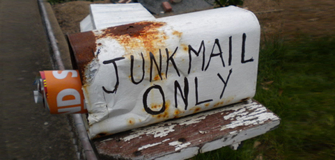 How I learned to love junk mail
