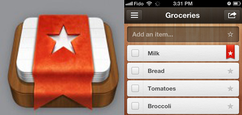 Wunderlist review: to-do lists done right
