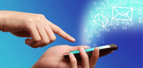 Use email alerts and save