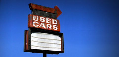 Buying a used car: lessons and lessons learned