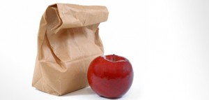 Brown-bagging your lunch to work