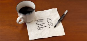 Household budgeting made simple