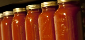 Homemade tomato sauce for pasta, pizza or whatever you choose