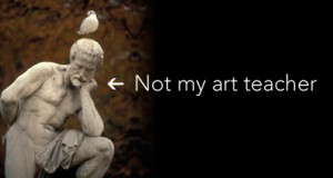 What my art teacher taught me about success