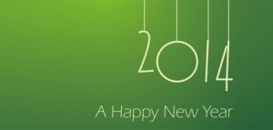 Have a Happy New Year and a great 2014!